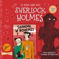 Klasyka dla dzieci. Sherlock Holmes. Tom 11. Skandal w Bohemii - Arthur Conan Doyle - audiobook