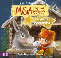 Misia i jej mali pacjenci. Świąteczne opowieści - Aniela Cholewińska-Szkolik - audiobook