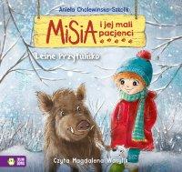 Misia i jej mali pacjenci. Leśne przytulisko - Aniela Cholewińska-Szkolik - audiobook