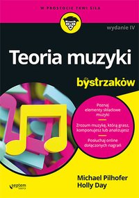 Teoria muzyki dla bystrzaków. Wydanie IV - Michael Pilhofer - ebook