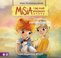 Misia i jej mali pacjenci. Urodzinowa niespodzianka - Aniela Cholewińska-Szkolik - audiobook