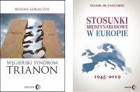 Węgry kontra Europa: Węgierski syndrom: Trianon. Stosunki międzynarodowe w Europie 1945-2019 - Bogdan Góralczyk - ebook