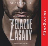 Żelazne zasady - Agata Polte - audiobook