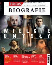 Focus Wydanie Specjalne (Biografie) 3/2021 - Opracowanie zbiorowe - eprasa