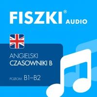 FISZKI audio – angielski – Czasowniki dla średnio zaawansowanych - Patrycja Wojsyk - audiobook