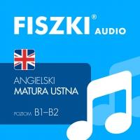 FISZKI audio – angielski – Matura ustna - Patrycja Wojsyk - audiobook
