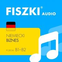 FISZKI audio – niemiecki – Biznes - Kinga Perczyńska - audiobook