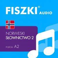 FISZKI audio – norweski – Słownictwo 2 - Helena Garczyńska - audiobook