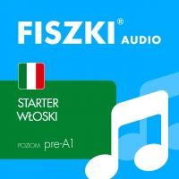 FISZKI audio – włoski – Starter - Patrycja Wojsyk - audiobook