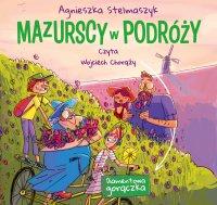 Mazurscy w podróży. Diamentowa gorączka. Tom 4 - Agnieszka Stelmaszyk - audiobook