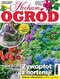 Kocham Ogród 7/2021 - Opracowanie zbiorowe - eprasa