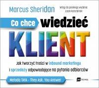 Co chce wiedzieć klient? - Marcus Sheridan - audiobook