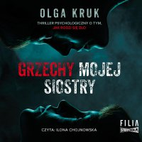 Grzechy mojej siostry - Olga Kruk - audiobook