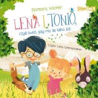 Lena i Tonio, czyli świat, gdy ma się kilka lat - Barbara Wicher - audiobook