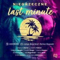 Niegrzeczne last minute - Alek Rogoziński - audiobook