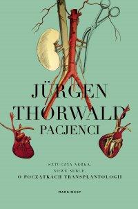 Pacjenci - Jurgen Thorwald - ebook