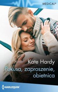 Pokusa, zaproszenie, obietnica - Kate Hardy - ebook