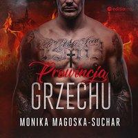 Prowincja grzechu - Monika Magoska-Suchar - audiobook