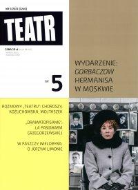 Teatr 5/2021 - Opracowanie zbiorowe - eprasa