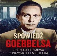 Spowiedź Goebbelsa - Christopher Macht - audiobook