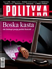 Polityka nr 25/2021 - Opracowanie zbiorowe - eprasa