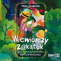 Wiewiórczy Z@kątek - magister Adam Studziński - audiobook