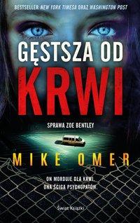 Gęstsza od krwi - Mike Omer - ebook