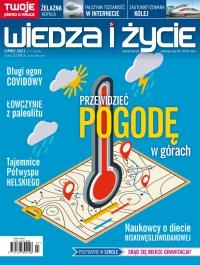 Wiedza i Życie nr 7/2021 - Opracowanie zbiorowe - eprasa