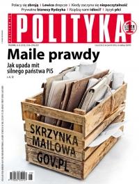 Polityka nr 26/2021 - Opracowanie zbiorowe - eprasa