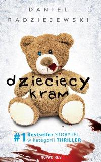 Dziecięcy kram - Daniel Radziejewski - ebook