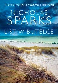 List w butelce - Nicholas Sparks - ebook