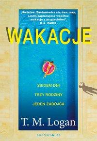 Wakacje - T.M. Logan - audiobook