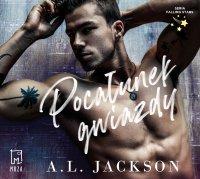 Pocałunek gwiazdy. Tom 1 - A.L. Jackson - audiobook