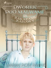 Dworek pod Malwami 23. Zakazane zabawy - Marian Piotr Rawinis - ebook