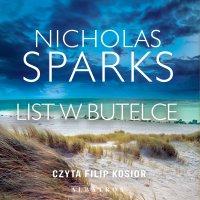 List w butelce - Nicholas Sparks - audiobook