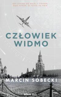 Człowiek widmo - Marcin Sobecki - ebook