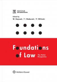 Foundations of Law: The Polish Perspective - Wojciech Dajczak - ebook