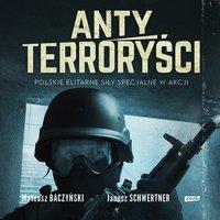Antyterroryści - Mateusz Baczyński - audiobook