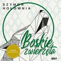 Boskie zwierzęta - Szymon Hołownia - audiobook
