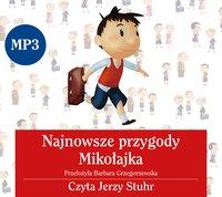 Najnowsze przygody Mikołajka - Emmanuelle Lepetit - audiobook