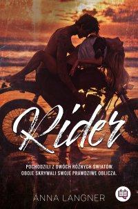 Rider - Anna Langner - ebook