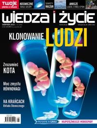 Wiedza i Życie nr 8/2021 - Opracowanie zbiorowe - eprasa