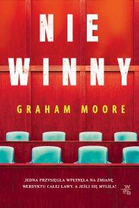 Niewinny - Graham Moore - ebook