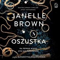Oszustka - Janelle Brown - audiobook