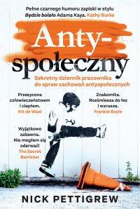 Antyspołeczny - Nick Pettigrew - ebook