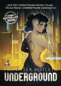 Underground - František Kotleta - ebook
