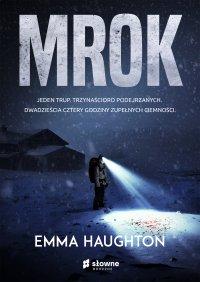 Mrok - Emma Haughton - ebook