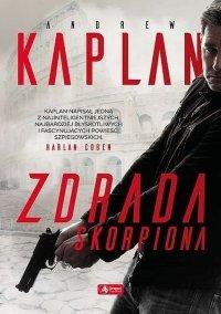 Zdrada Skorpiona - Andrew Kaplan - ebook