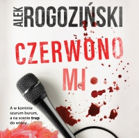 Czerwono mi - Alek Rogoziński - audiobook