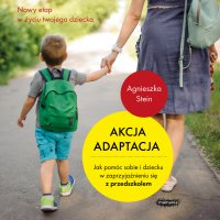 Akcja adaptacja - Agnieszka Stein - audiobook